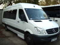 MERCEDES SPRINTER - Flota - bus wynajem